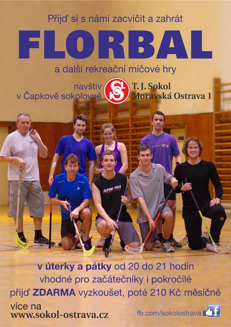 Futsal rekreačně v Ostravě