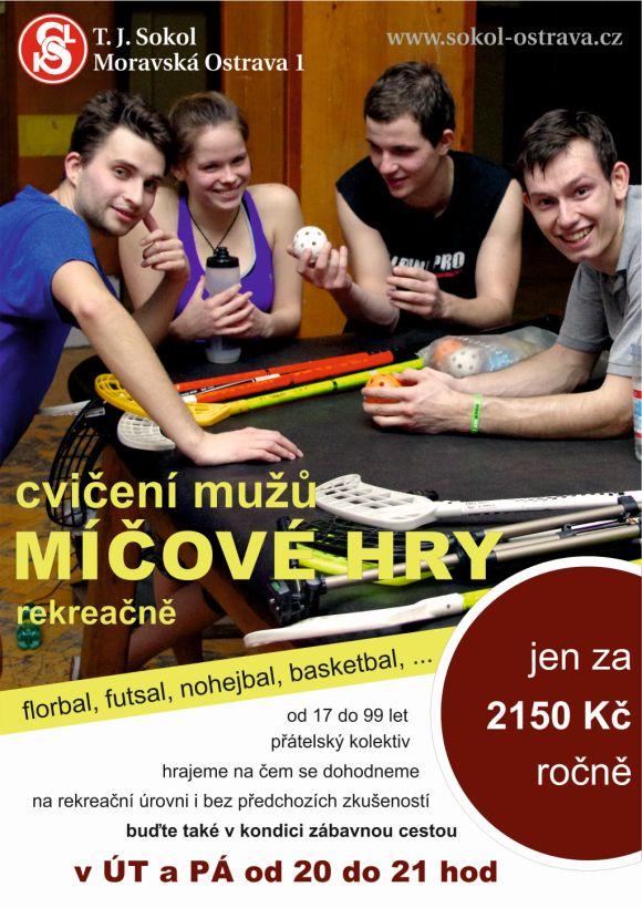 Předsevzetí 2017 cvičení v Ostravě