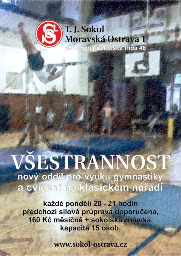 Plakát oddílu